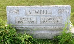 Mary Campbell <i>Eakin</i> Atwell
