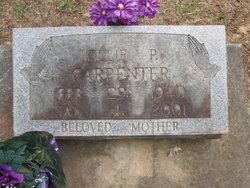 Willie Nell <i>Prewitt</i> Carpenter