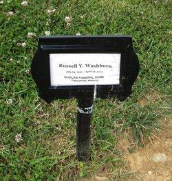 Russell Y Washburn