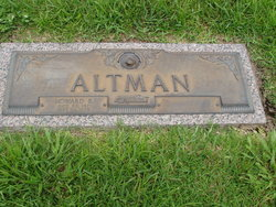 Evelyn <i>Brantley</i> Altman