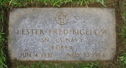 Lester Fred Bigelow
