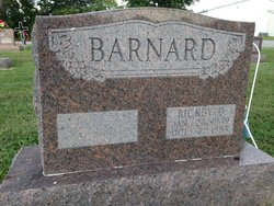 Rickey D Barnard