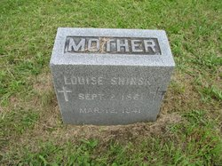 Louise <i>Simmet</i> Shinsky