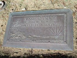 Bessie Priscillia <i>Lasater</i> Price