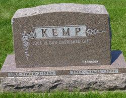 Wilma <i>Miller</i> Kemp