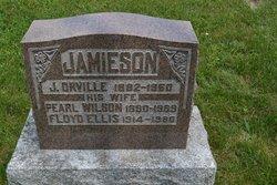 Pearl <i>Wilson</i> Jamieson