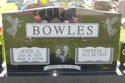 Jesse George Bowles
