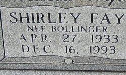 Shirley Fay <i>Bollinger</i> Banks