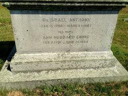 Ann Hubbard <i>Ennes</i> Anthony