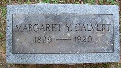 Margaret <i>Younglove</i> Calvert