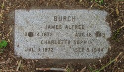 James Alfred Burch