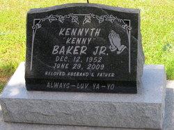Kennyth Kenny Baker, Jr