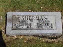 Adaline Turner <i>Felt</i> Sherman