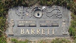 Jeremiah J Barrett