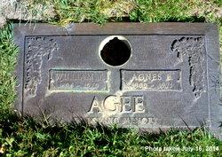 Lieut William Tillmon Agee