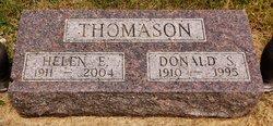 Helen Emelia <i>Maxell</i> Thomason