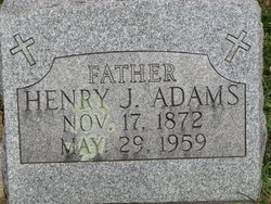 Henry Joseph Adams