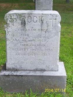 Abraham Rock
