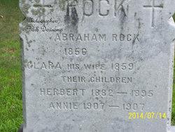 Clara <i>St John</i> Rock