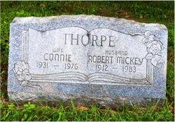 Robert Mickey Thorpe