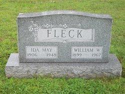 Ida May <i>Lane</i> Fleck