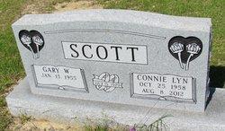 Connie Lynn <i>Erhard</i> Scott