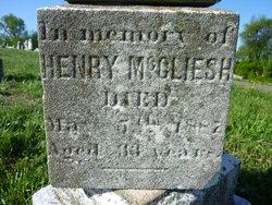 Henry J McCliesh