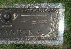 Mary Eleanor <i>Coiner</i> Alexander