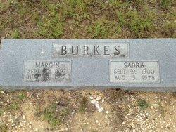 William Margin Burkes