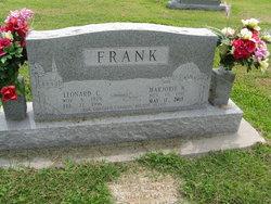 Marjorie Nadine <i>McGinnis</i> Frank