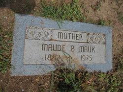 Maude <i>Britain</i> Mauk