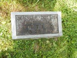 Jennie Elizabeth Dollie <i>Duncan</i> Campbell