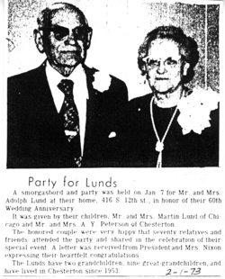 Adolph Lund