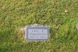 Ewel W Edmondson