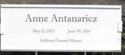 Anne Antanaricz