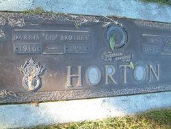 Darris Lil Brother Horton