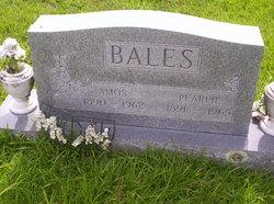 Pearlie <i>Combs</i> Bales