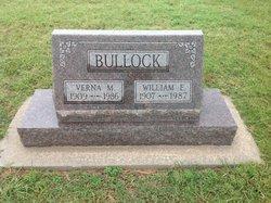 William Elbert Ebb Bullock