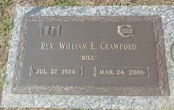 Rev William E Bill Crawford