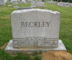 Ethel M. Beckley