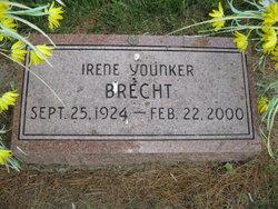 Evelyn Irene <i>Thayer</i> Brecht