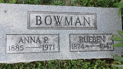 Reuben Abraham Bowman
