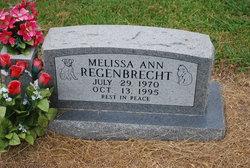 Melissa Ann Regenbrecht