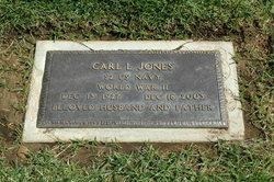 Carl Lawrence Jones
