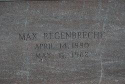 Max Regenbrecht