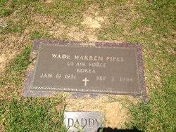 Wade Warren Pipes