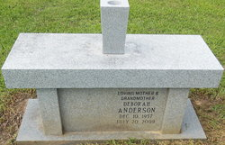 Debby J. <i>Whitlow</i> Anderson