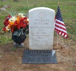 William Butram