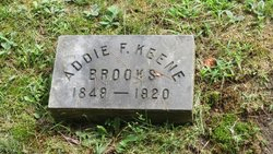 Addie F. <i>Keene</i> Brooks