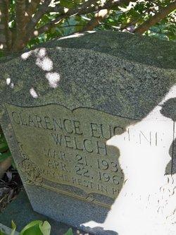 Clarene Eugene Gene Welch